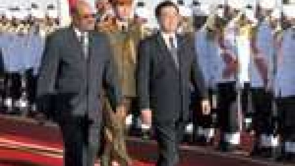Incontro tra il presidente cinese e sudanese