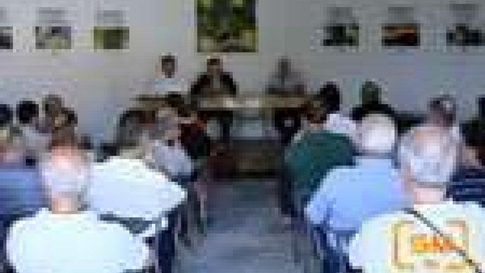 Giornata formativa per conoscere vigneti e oliveti del centro viticolo delle Bosche