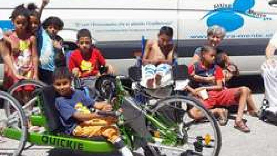 """Attiva-Mente: """"Un aiuto per i bambini Saharawi con disabilità, piccoli ambasciatori di Pace"""""""