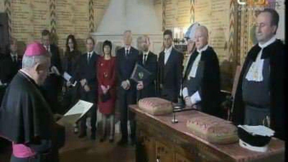 San Marino - 1° aprile. Il discorso del nunzio apostolico