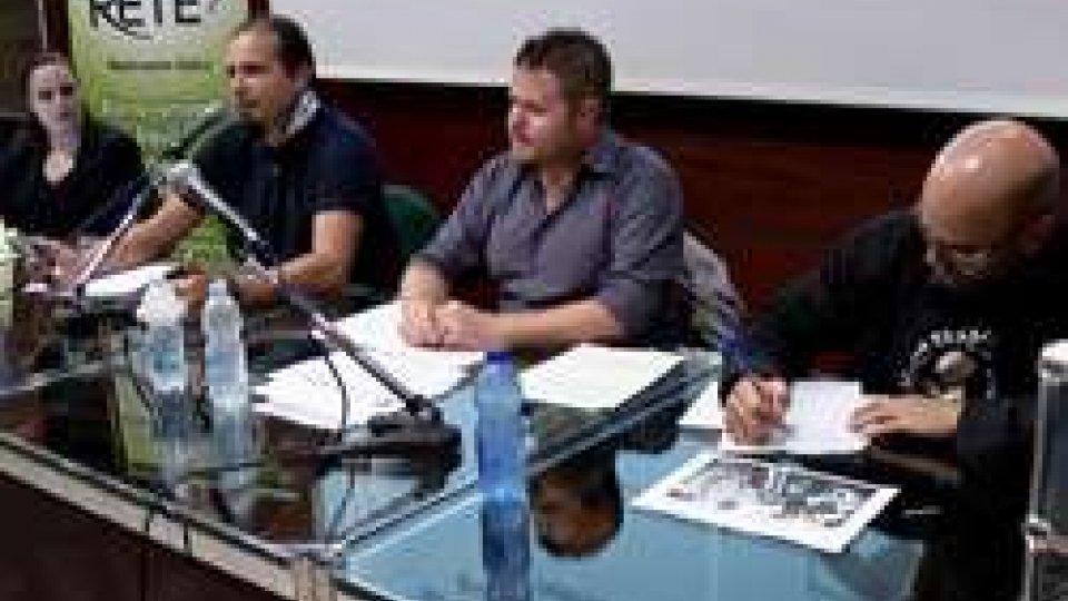 Rete-Mdsi: comunicato stampa congiunto sulla serata a Domagnano
