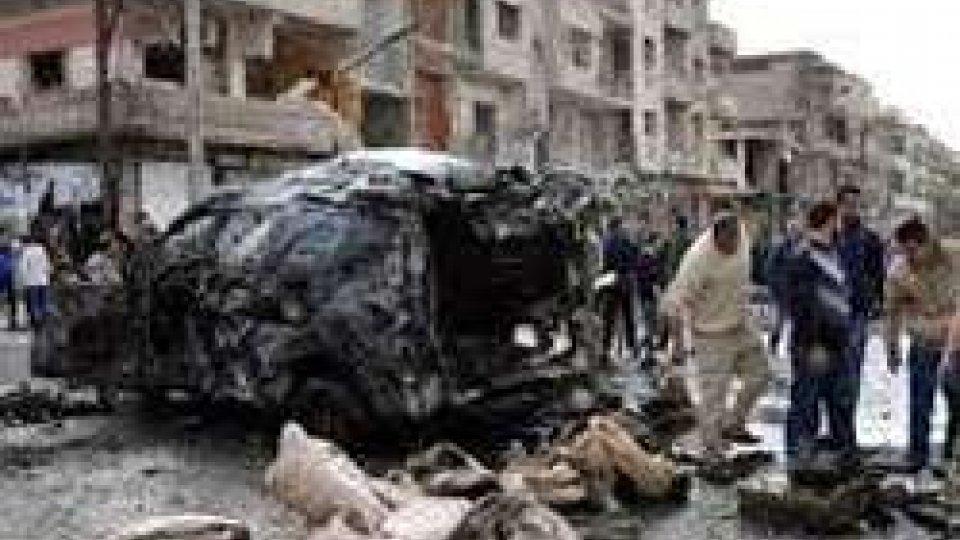 Offensiva dell'Isis in SiriaSiria: annunciato un cessate il fuoco a partire da sabato
