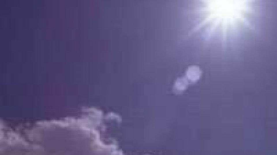 Tempo: da lunedì in arrivo il caldo africano