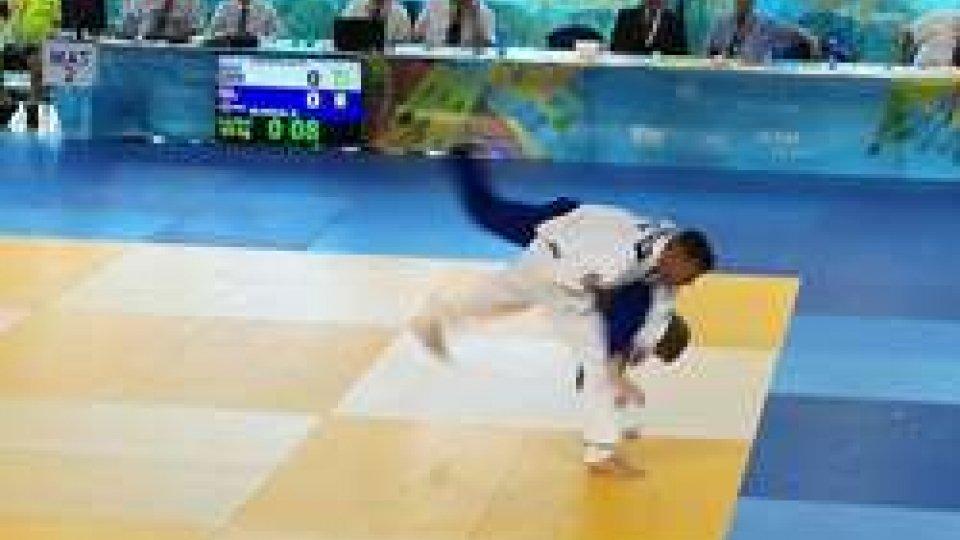 Judo, Persoglia in finale nella cat. -90 kg