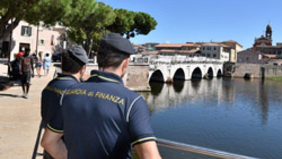 Guardia di Finanza di RiminiGdF Rimini, bilancio di fine estate: 2mila gli interventi delle Fiamme Gialle