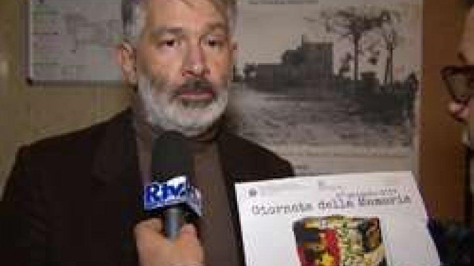 """Paolo Rondelli""""Promemoria"""" di una Giornata da non dimenticare"""