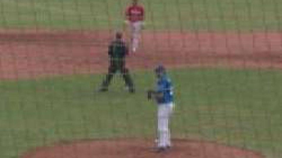 Baseball: Rimini si aggiudica gara 1 del derbyBaseball: Rimini si aggiudica gara 1 del derby