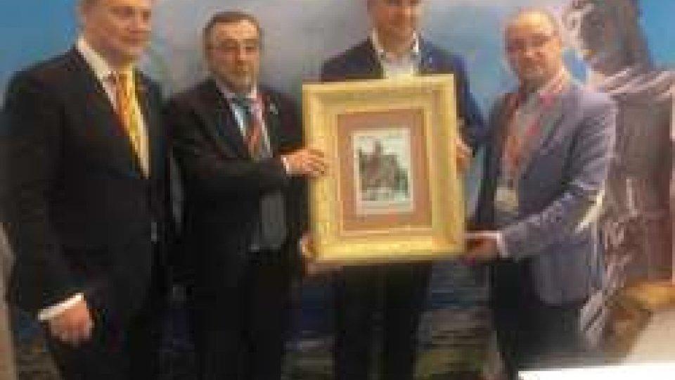 La Repubblica di San Marino partecipa alla MITT di Mosca