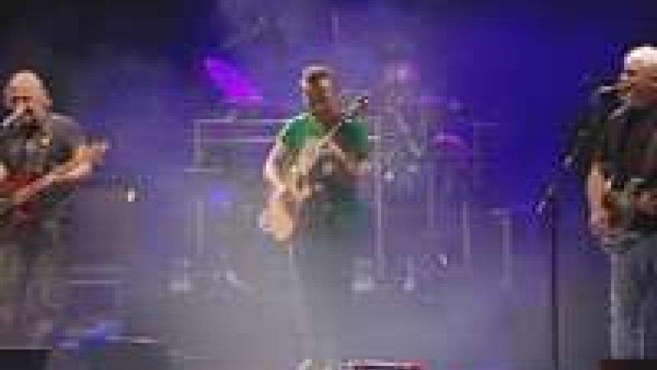 San Marino - Nomadi in concerto a Dogana