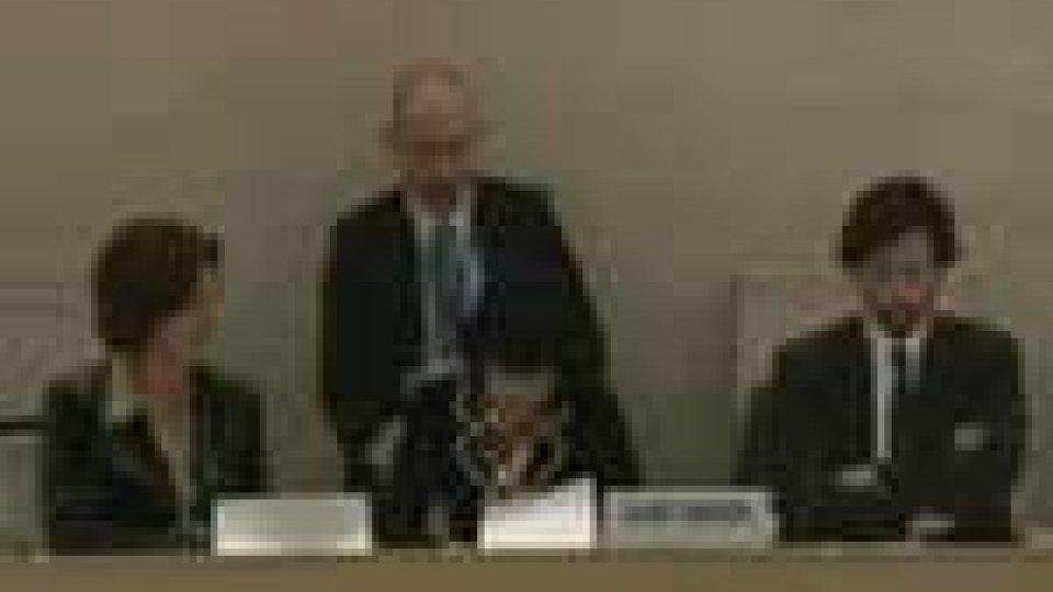 Il Segretario Mularoni ha relazionato al Consiglio dei Diritti Umani dell'ONU a Ginevra
