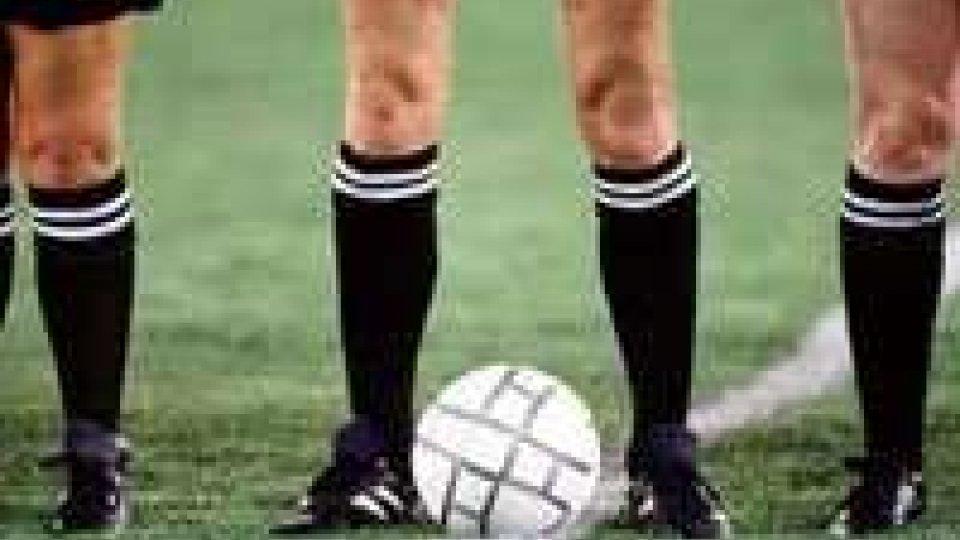 Calcio Rsm: le designazioni arbitrali della 10° giornata