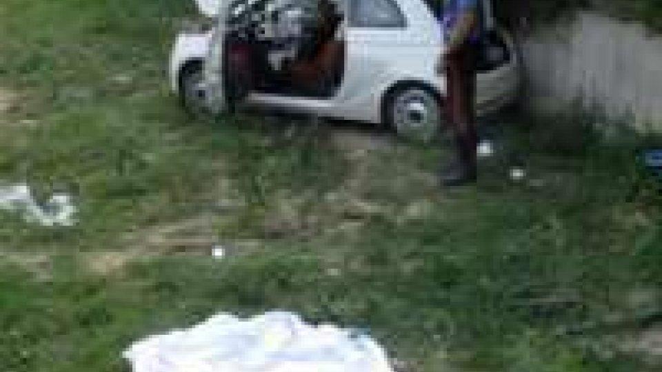 Riccione: perde la vita all'alba un ragazzo di 30 anni in incidente stradale