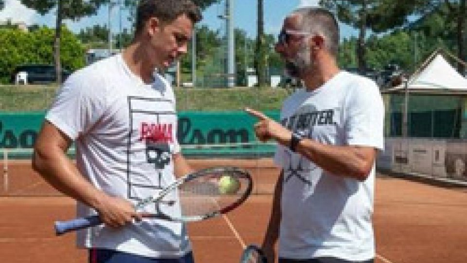 Tennis: nel Challenger ATP di Padova Edoardo Eremin, partito dalle qualificazioni cede a Gian Marco Moroni al 2° turno dopo aver mancato un match point
