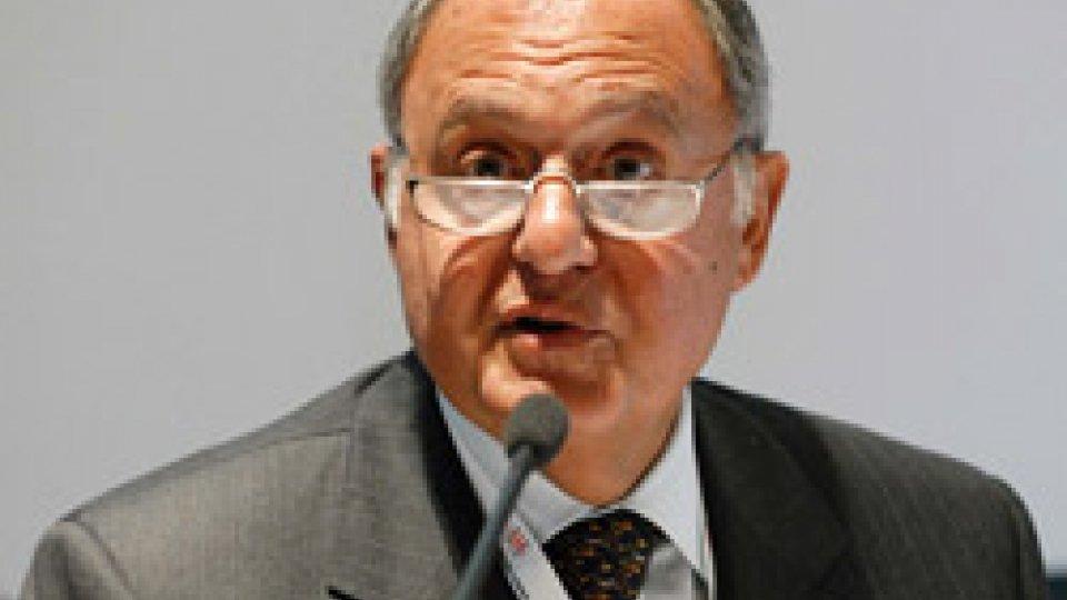 Paolo Savona (foto Ansa)