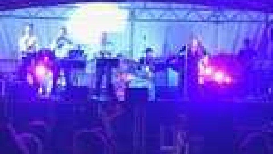 San Marino - Partita la stagione live dei Bluesmobile