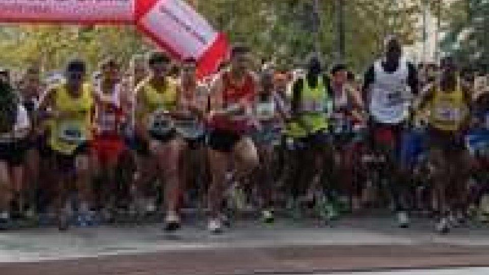 Podista muore nel corso di una maratona