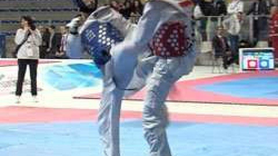 Taekwondo: Leardini è d'oro, per Ceccaroni ko agli ottaviTaekwondo: Leardini è d'oro, per Ceccaroni ko agli ottavi