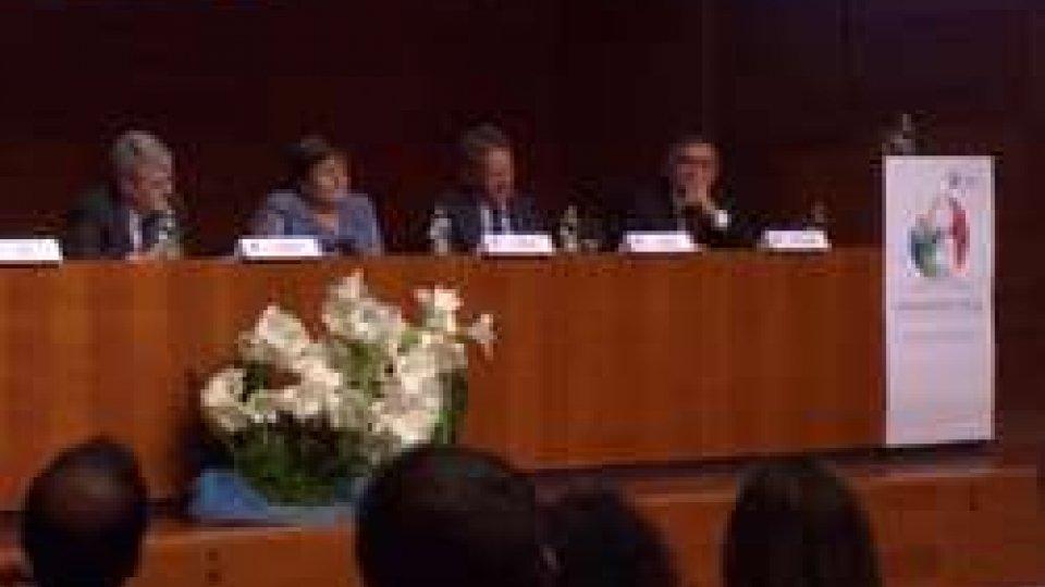 """Tavola rotonda fiscalitàSan Marino-Italia, il viceministro Casero: """"Un clima nuovo"""""""