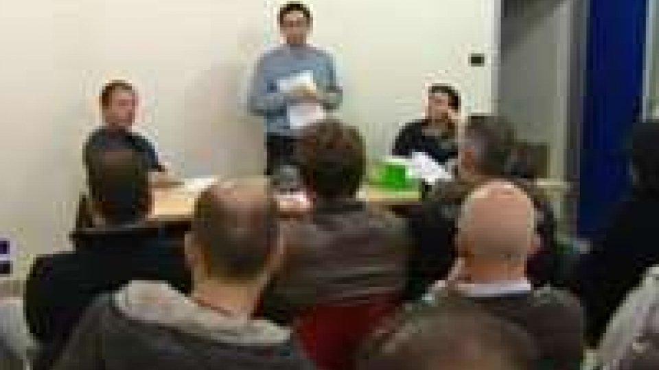 Il Coordinamento Frontalieri ha incontrato gli associatiIl Coordinamento Frontalieri ha incontrato gli associati