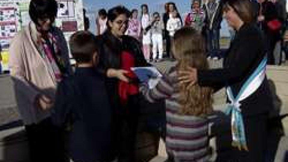 Elementari Faetano: progetto didattico dedicato alla battaglia di Monte Pulito