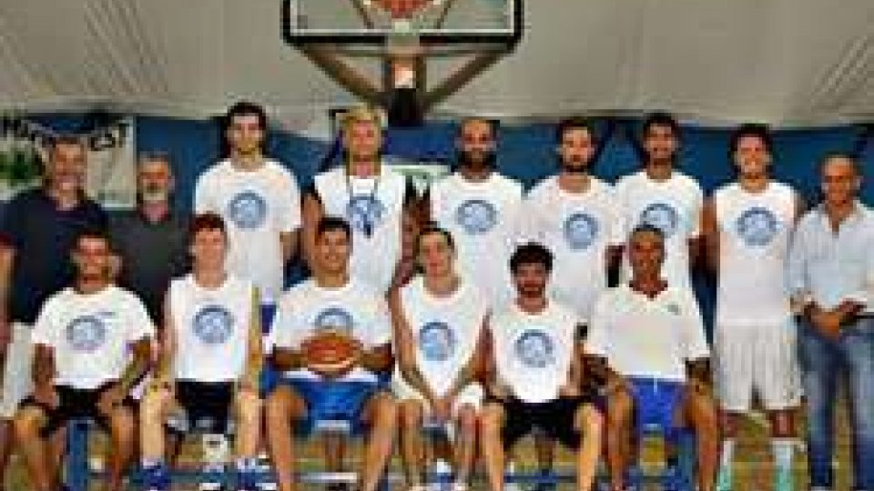 """Basket,il Bellaria si riunisce: """"Vogliamo arrivare oltre metà classifica"""""""