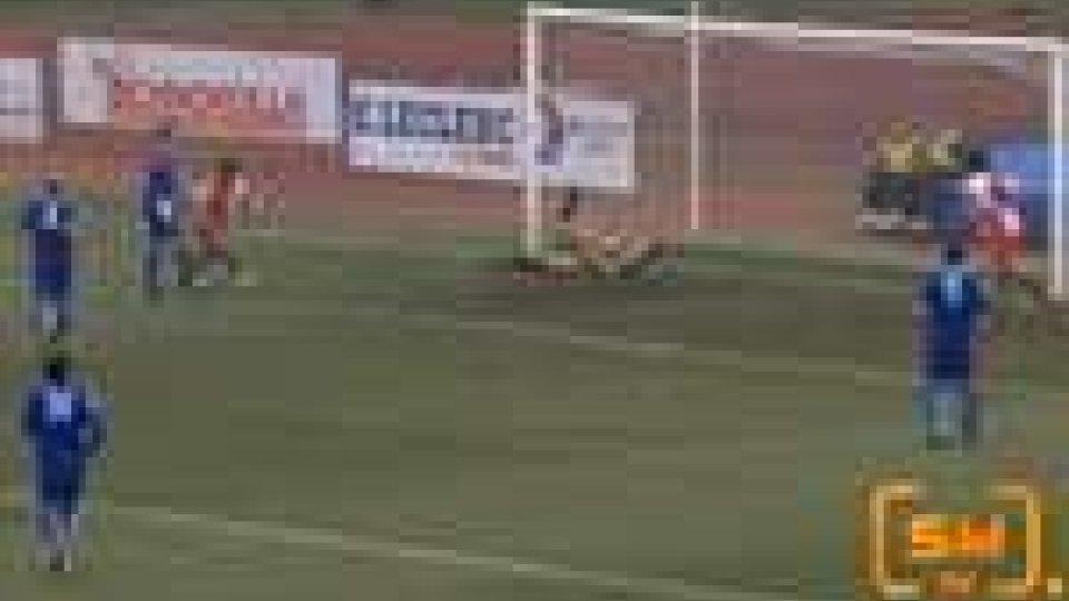 Il Rimini supera 2-0 il Borgo a Buggiano e mantiene il passo della capolista Casale