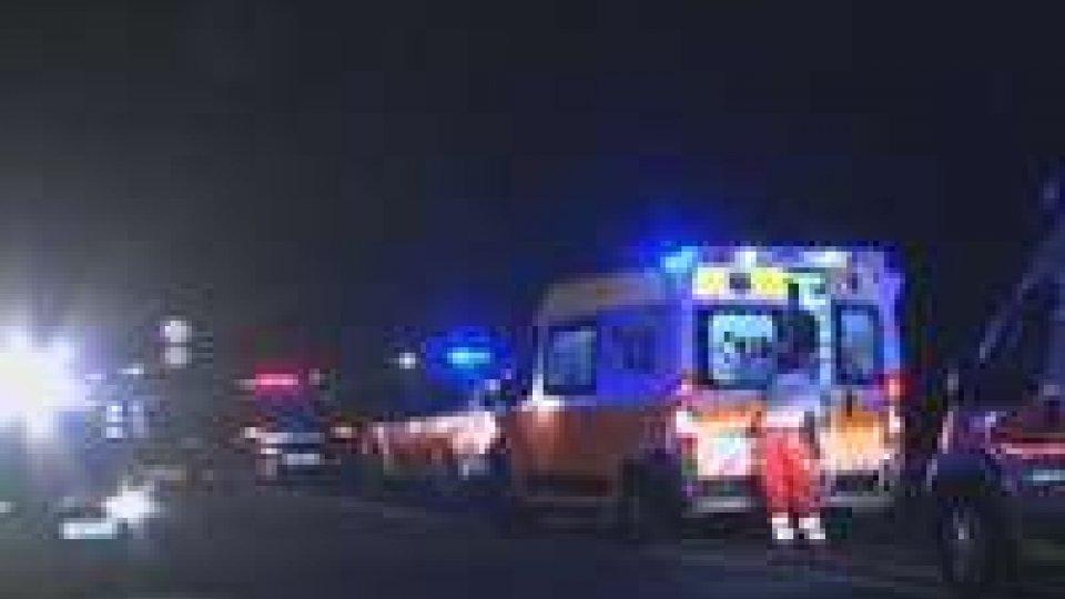 Rimini. Incidente alla Circonvallazione Nuova: tre feriti, due gravi