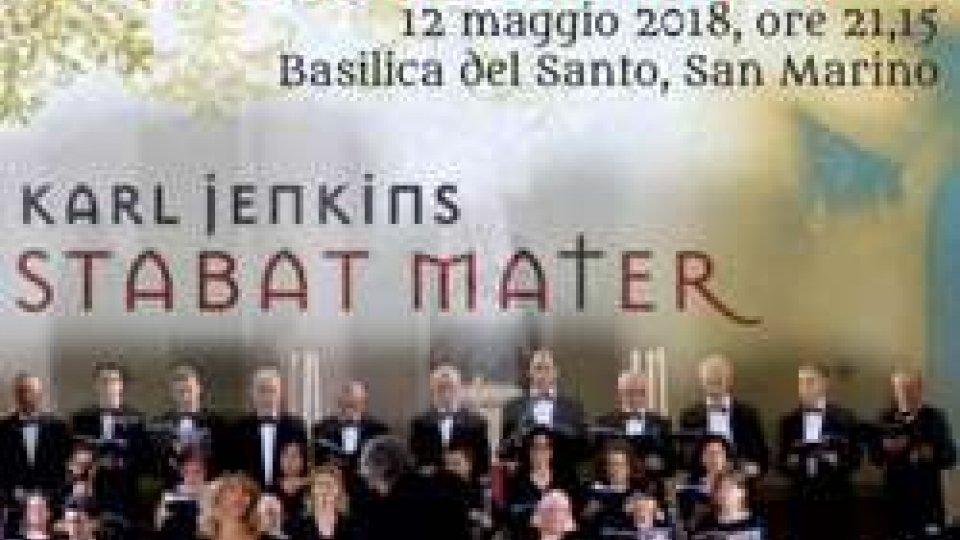 """Sabato prossimo in Pieve la Corale San Marino interpreterà lo """"Stabat Mater"""" di Jenkins"""