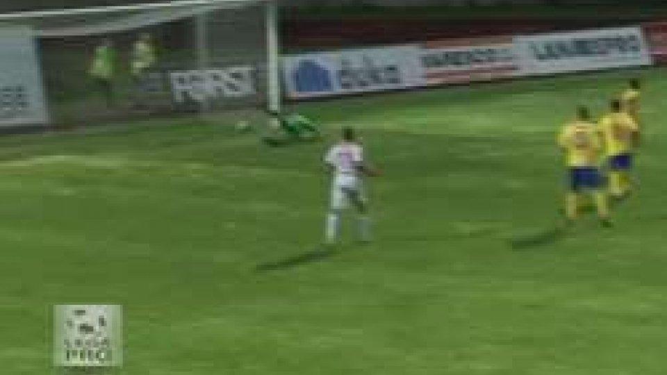 Serie C: Sud Tirol - Fermana 2-2Serie C: Sud Tirol - Fermana 2-2