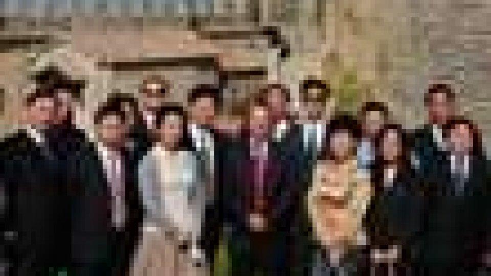 L'Associazione San Marino-Cina festeggia il 60° anniversario della Repubblica Cinese