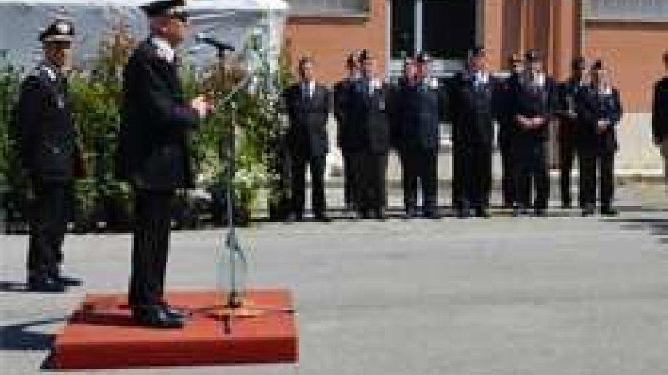 Carabinieri: il comandante generale Del Sette in visita a Rimini