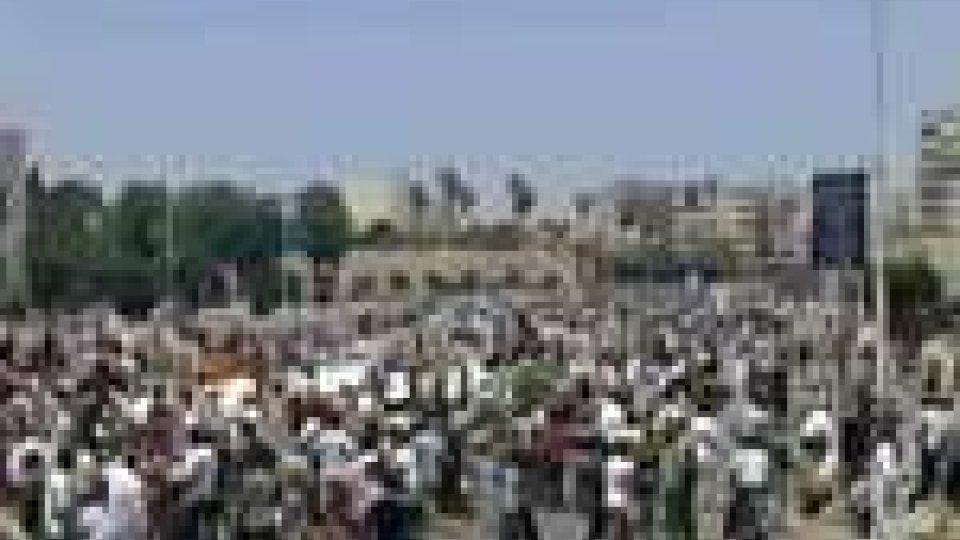Ennesimo venerdì di proteste in Siria