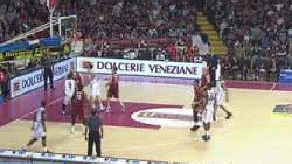 Basket: vincono Milano e VeneziaVincono Milano e Venezia, cade Avellino