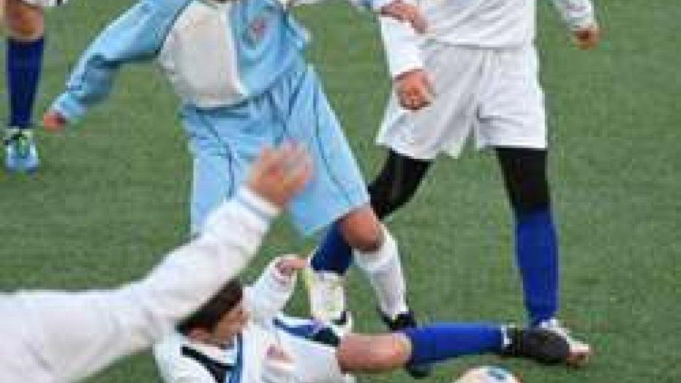 Settima giornata campionato sammarinese under 12
