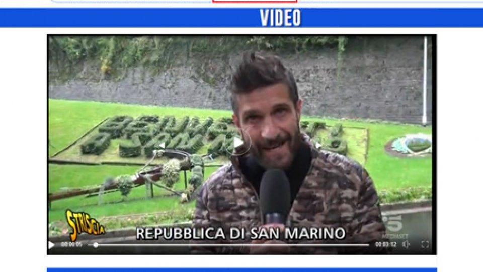 """Schermata dal sito di StrisciaStriscia replica a Michelotti: """"mai parlato di bracconieri"""" e cambia il titolo al servizio"""