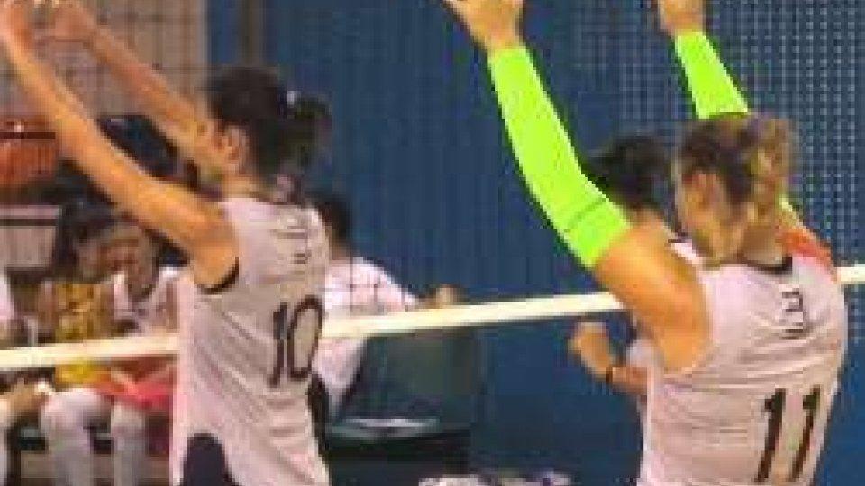 Volley: la Titan Services è la nuova capolistaVolley: la Titan Services è la nuova capolista