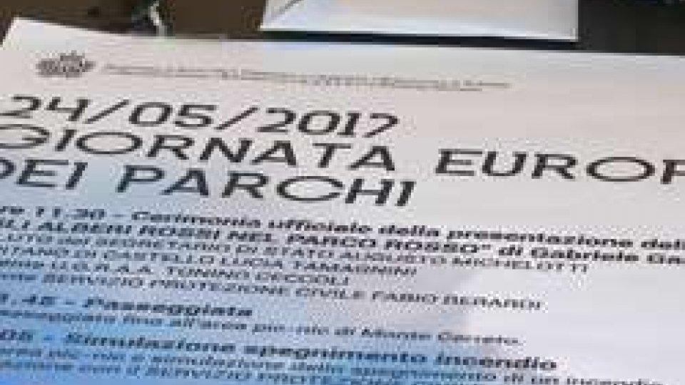 San Marino celebra la Giornata Europea dei Parchi24 maggio, San Marino celebra la Giornata Europea dei Parchi