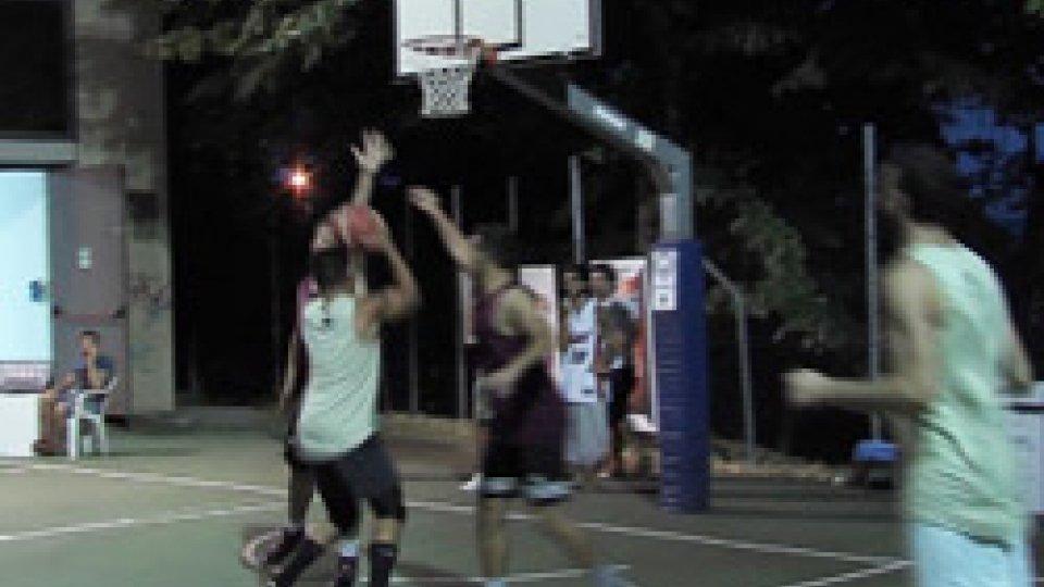 Upper Basket 3X3, stasera le Finals a Fonte dell'Ovo