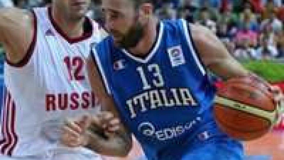 Europeo: 76-68 dalla Croazia, Italia ancora ko