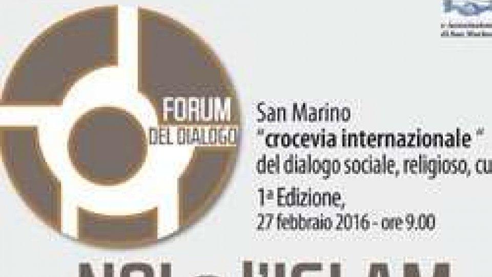 """FORUM DEL DIALOGO: """"Dialogare ad ogni costo"""", ripete spesso Papa Francesco"""