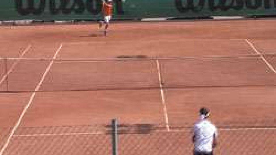 Tennis: San Marino Junior cup verso le semifinali