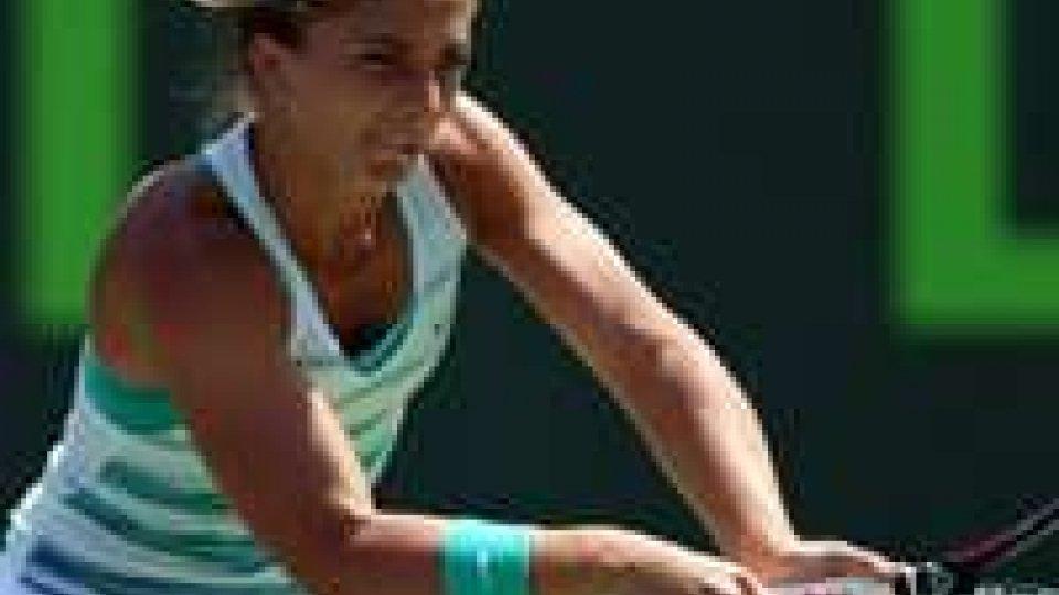 La Errani lotta, ma cede alla SharapovaTennis: la Errani lotta, ma cede alla Sharapova