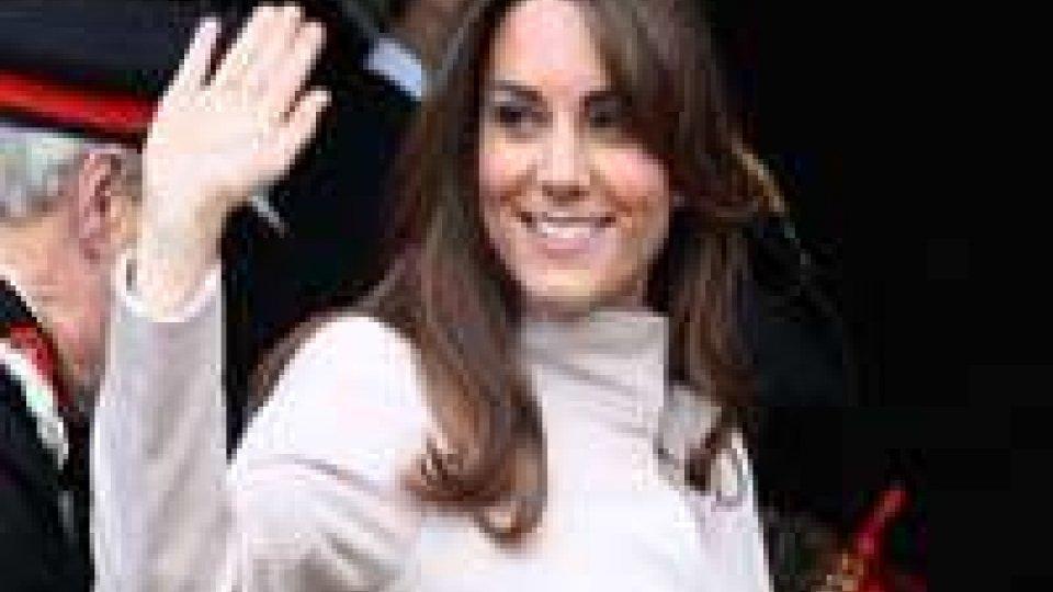 GB: Kate torna in pubblico