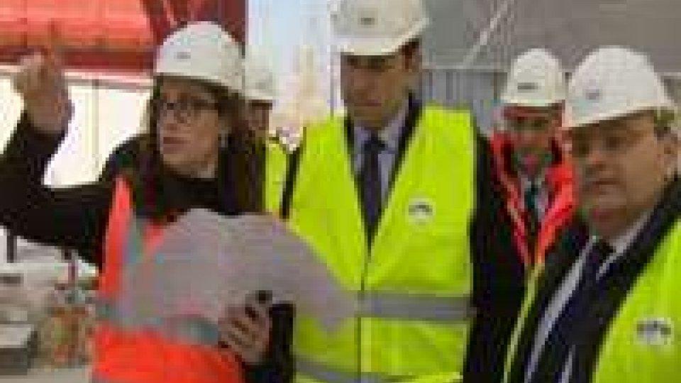 Expo 2015: consegnato il padiglione a San MarinoExpo 2015: consegnato il padiglione a San Marino