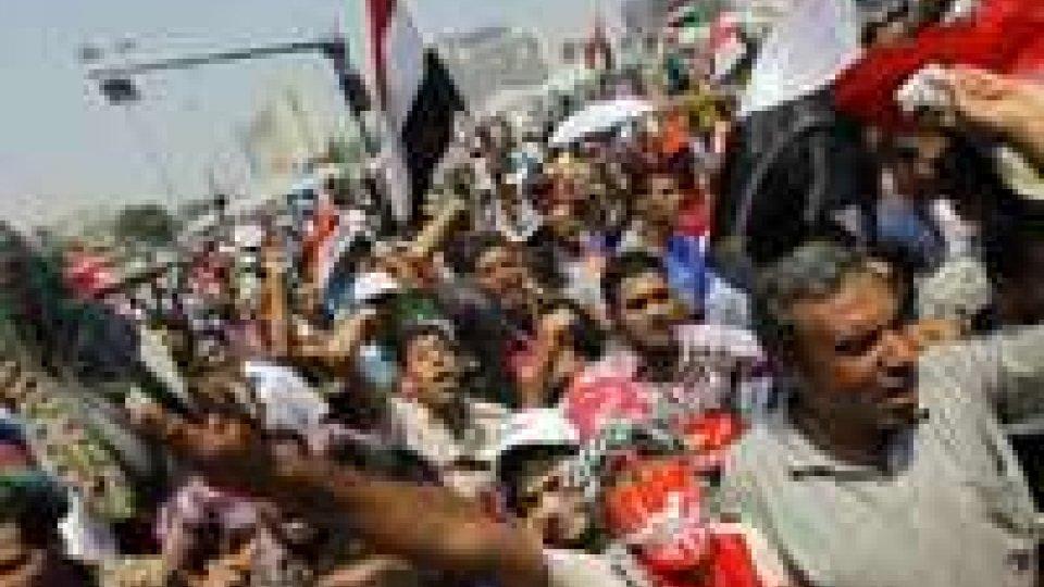 Egitto: le manifestazioni continuano a riempire le piazze