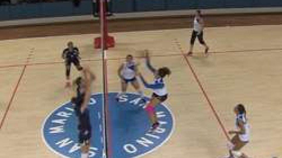 Volley, San Marino e Rubicone in finale nel Memorial BenvenutiVolley, San Marino e Rubicone in finale nel Memorial Benvenuti