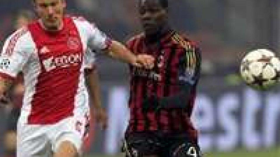 Champions: al Milan basta il pari, il Napoli vince ma non serve