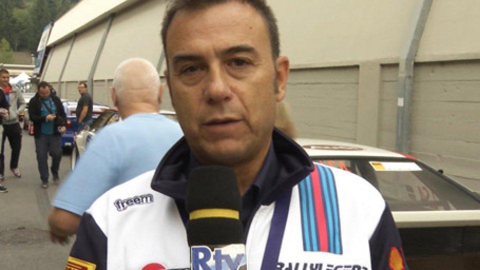 """Paolo ValliRallyLegend, Valli: """"Edizione speciale con la celebrazione Martini Racing"""""""