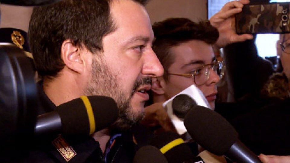 """Il Ministro SalviniScontri tifosi, Salvini """"Più severità, senza penalizzare i tanti tifosi"""""""