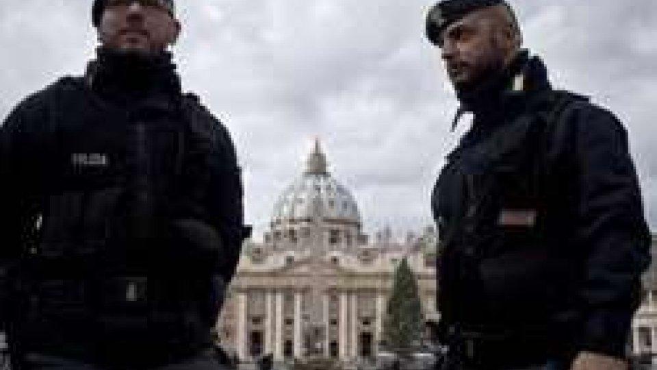Polizia a Roma